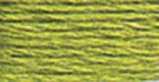 Very Light Avocado Green - DMC Pearl Cotton Skein Size 5 27.3yd