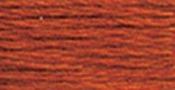 Medium Copper - DMC Pearl Cotton Skein Size 5 27.3yd
