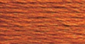 Copper - DMC Pearl Cotton Skein Size 5 27.3yd
