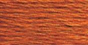 Copper - DMC Pearl Cotton Skein Size 5 27.3yd