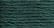 Very Dark Grey Green - DMC Pearl Cotton Skein Size 5 27.3yd
