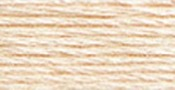 Very Light Peach - DMC Pearl Cotton Skein Size 5 27.3yd