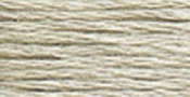 Very Light Brown Grey - DMC Pearl Cotton Skein Size 5 27.3yd