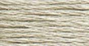 Very Light Brown Grey - DMC Pearl Cotton Skein Size 5 27.3yd