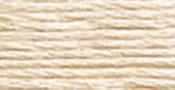 Ecru - DMC Pearl Cotton Skein Size 5 27.3yd