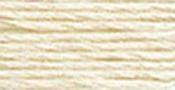 Cream - Pearl Cotton Ball Size 8 87yd