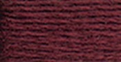 Very Dark Garnet - Pearl Cotton Ball Size 8 87yd