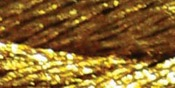 Gold - Sullivans Metallic Pearl Floss 8.7yd