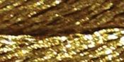 Light Gold - Sullivans Metallic Pearl Floss 8.7yd