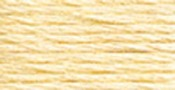 Ultra Pale Yellow - Pearl Cotton Ball Size 12 141yd
