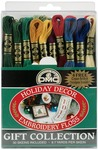 Holiday Decor 30/Pkg - DMC Embroidery Floss Pack 8.7yd
