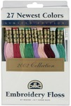 Limited Edition 27/Pkg - DMC Embroidery Floss Pack 8.7yd