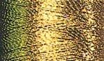 Sulky Metallic Thread - Brass