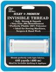 Clear - Sulky Premium Invisible Thread 440yd