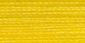 Vibrant Yellow - Silk Finish Cotton Thread 50wt 164yd