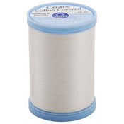 Winter White - Cotton Covered Quilting & Piecing Thread 250yd