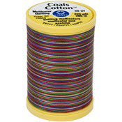 Over The Rainbow - Cotton Machine Quilting Thread Multicolor 225yd