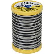 Zebra - Cotton Machine Quilting Thread Multicolor 225yd