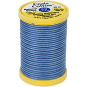 Blue Clouds - Cotton Machine Quilting Thread Multicolor 225yd