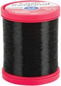 Smoke - Transparent Polyester Thread 400yd
