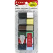 Light & Dark Shades - Polyester Thread 25yd 12/Pkg