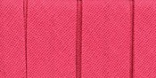 "Bright Pink - Single Fold Bias Tape 1/2""X4yd"