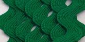"Emerald - Medium Rickrack 1/2""X2-1/2yd"