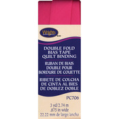 """Berry Sorbet - Double Fold Quilt Binding 7/8""""X3yd"""