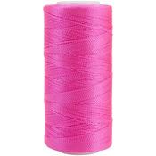 Bright Pink - Nylon Thread Size 2 300yd
