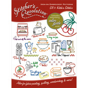Kitchen Inspirations - Stitcher's Revolution Iron-On Transfers