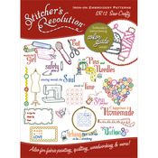 Sew Crafty Inspirations - Stitcher's Revolution Iron-On Transfers