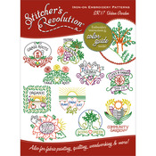 Urban Garden - Stitcher's Revolution Iron-On Transfers