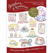 Sweet Treats - Stitcher's Revolution Iron-On Transfers