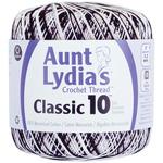 Zebra - Aunt Lydia's Classic Crochet Thread Size 10