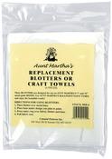Aunt Martha's Replacement Blotters 6/Pkg-