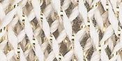Natural/Gold - Aunt Lydia's Metallic Crochet Thread Size 10