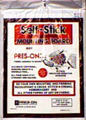 """Pres-On Mounting Board 9""""X12"""""""