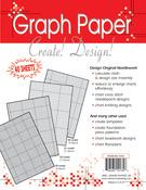 "8.5""X11"" 40/Pkg - Needlework Graph Papers"