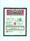 """Pres - On Mounting Board 11""""X14""""-"""