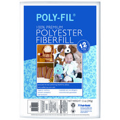 Poly - Fil Premium Polyester Fiberfill-12oz