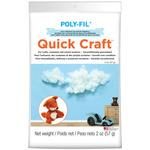 2oz - Quick Craft Polyester Fiberfill
