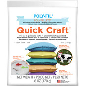 6oz - Quick Craft Weighted Poly-Pellets