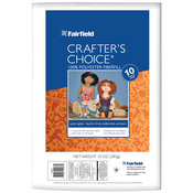 Crafter's Choice Polyester Fiberfill-10oz