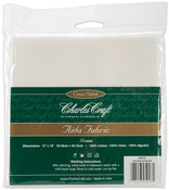 "White - Gold Standard Aida 14 Count 12""X18"""