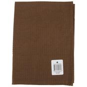 "Brown - Waffle Weave Towel 20""X28"""
