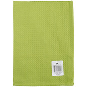 "Lime Green - Waffle Weave Towel 20""X28"""