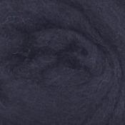 "Navy - Wool Roving 12"" .22oz"