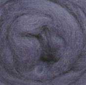"""Periwinkle - Wool Roving 12"""" .22oz"""