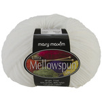 White - Ultra Mellowspun Yarn