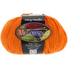 Hot Orange - Ultra Mellowspun Yarn MARY MAXIM-Ultra Mellowspun Yarn. This yarn is a premium blend of nylon. Is it super soft, lightweight and comes in an array of beautiful colors! Weight category: 3. Content: 70% acrylic and 30% nylon. Putup: 1.75oz/50g, 174yd/160m. Gauge: 22s x 26r =4in/10cm on size US 6 knitting needles. Suggested crochet hook size G6. Dyelotted: we try but are not always able to match dyelots. Machine wash gentle cycle for two minutes, tumble dry low heat for 5 minutes, lay flat to dry. Imported.